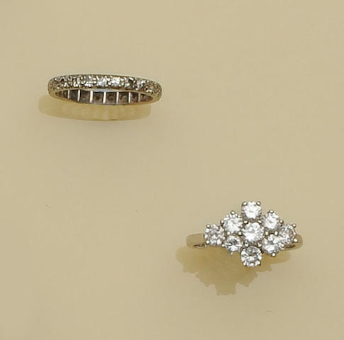 Two diamond rings (2)