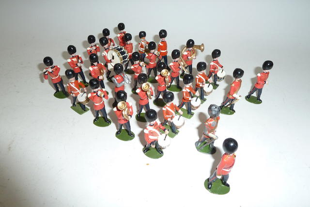 Britains British Military Musicians 140 approx