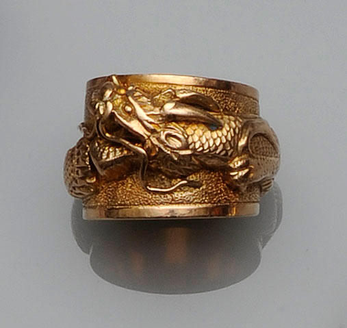 A Chinese band ring