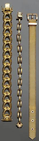 Three bracelets (3)