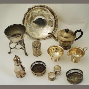 A large collection of plate