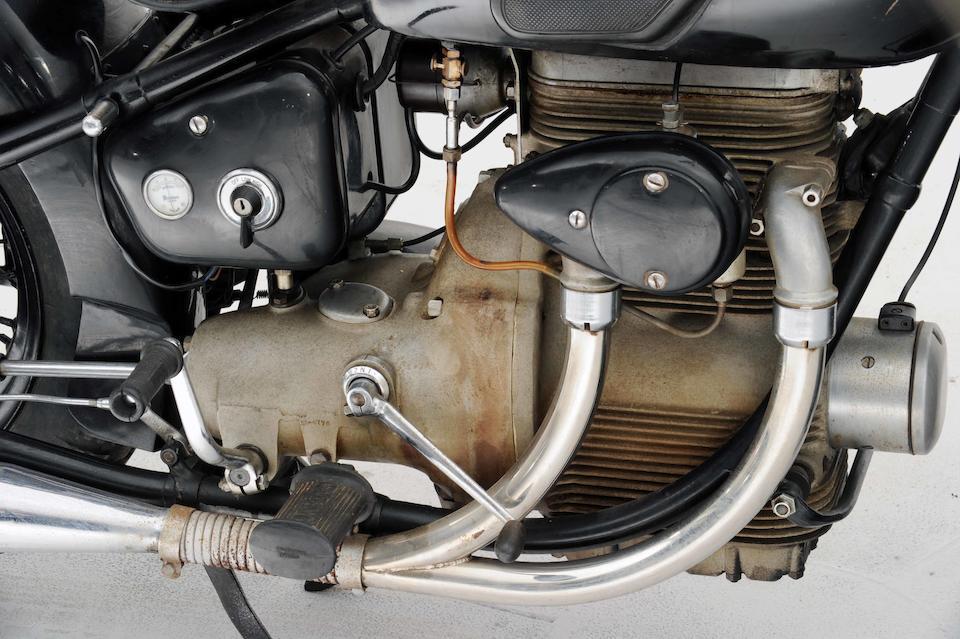 1952 Sunbeam 487cc S7  Frame no. S7 6221 Engine no. S8 7058