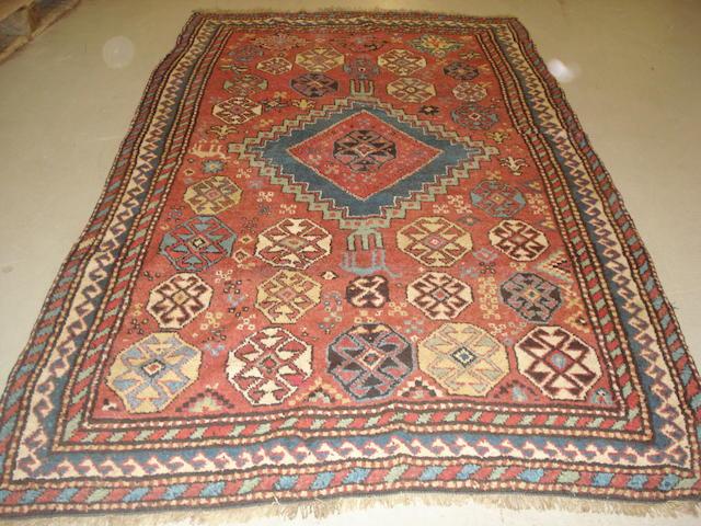 A Kazak rug, Central Caucasus, 223cm x 135cm