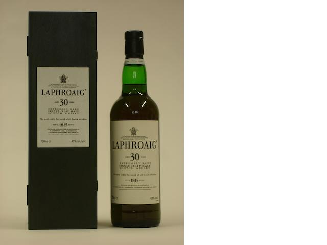 Laphroaig-30 year old