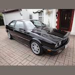 1992 Maserati 222 SE Coupé  Chassis no. ZAM331B28LB180424 Engine no. AM473 552669