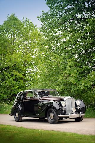 1947/48 Bentley Mark VI