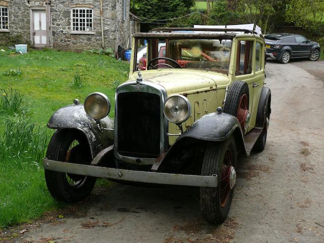 1934 Austin Limousine
