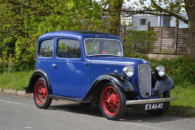 1938 Austin 7 Ruby