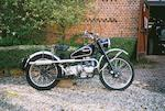 1950 Douglas 350cc Mark 3 Competition Trials Frame no. 9074 Engine no. 9074