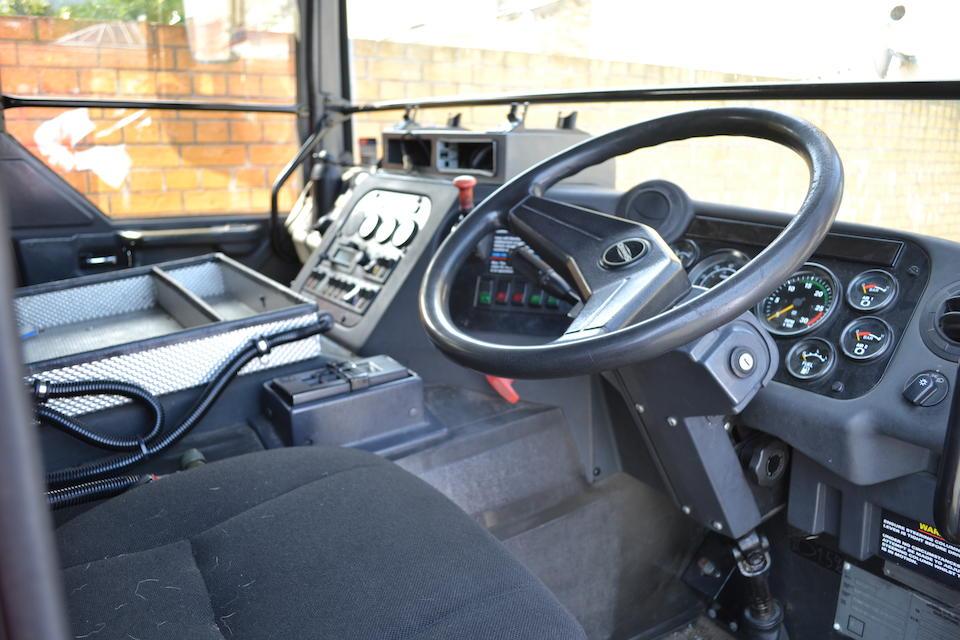 1995 Dennis Fire Engine  Chassis no. R4112C14/253 Engine no. 21197974