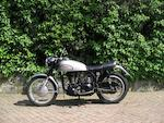 1956 Norton 490cc Model 30 International Frame no. L11 69728 Engine no. 69728 L11