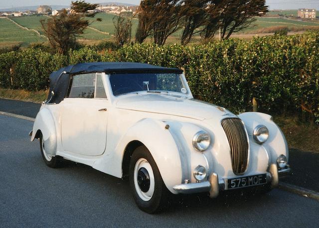 1951 Lagonda 2.6