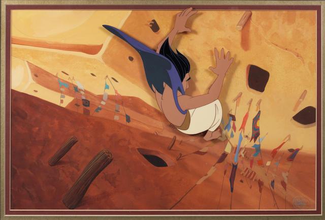 Walt Disney Studio: Aladdin, 1992,