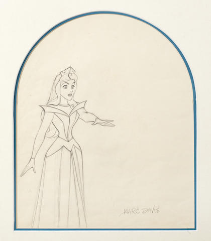 Walt Disney Studio: Sleeping Beauty, 1959,