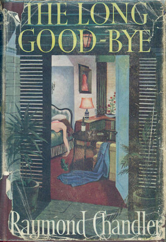 CHANDLER (RAYMOND) The Long Good-Bye, [1953]; and another (2)