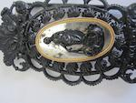 A Berlin ironwork bracelet, by Geiss,