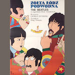 Yellow Submarine (Żółta Łódź Podwodna),  King Features, 1968,