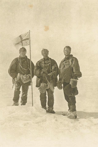 SHACKLETON (ERNEST HENRY) The Heart of the Antarctic. Being the Story of the British Antarctic Expedition 1907-1909, 2 vol.
