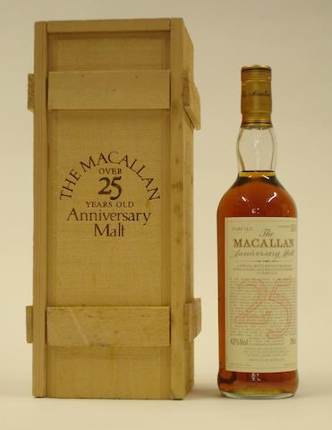 The Macallan-25 year old-1966