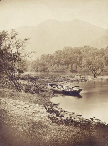 PHOTOGRAPHY SCOTT (WALTER) The Lady of the Lake, 1869; and 42 others (43)