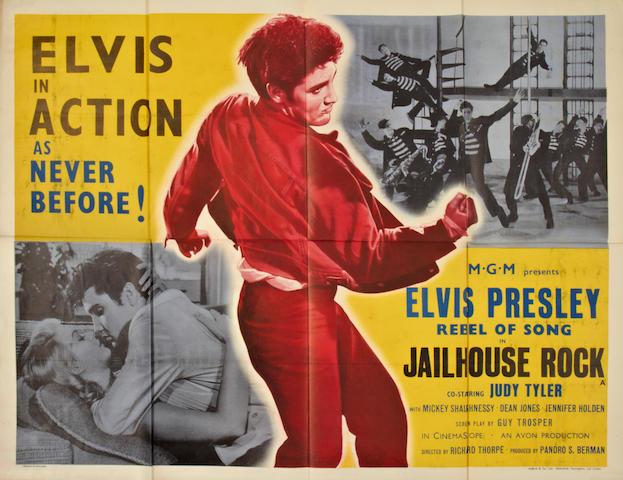 Jailhouse Rock, M.G.M, 1957,