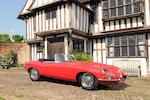 1962 Jaguar E-Type Series 1 3.8-Litre Roadster  Chassis no. 850508 Engine no. R4882-9