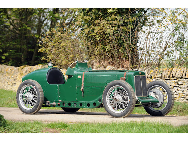 1929 Riley Brooklands