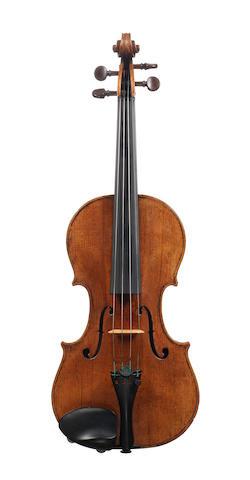 A Violin by Giovanni Grancino, Milan, 1693 (2)