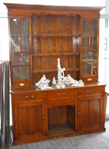 A 19th Century oak dresser