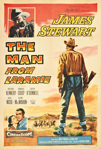 The Man From Laramie, Columbia, 1955,