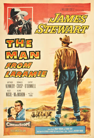 The Man From Laramie,  Columbia, 1955,