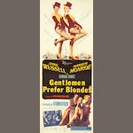 Gentlemen Prefer Blondes,  Twentieth Century Fox, 1953,