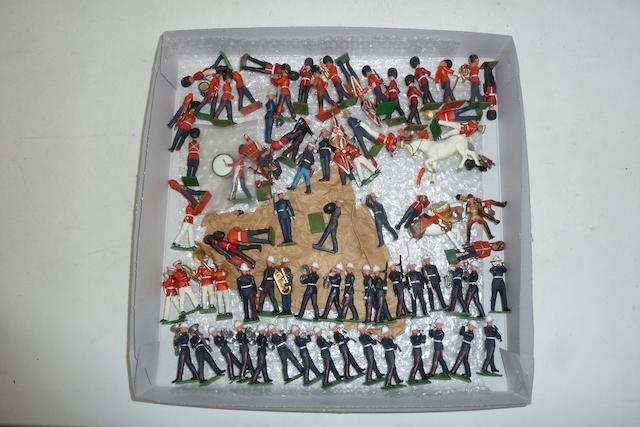 Britains Eyes Right Plastic Toy Soldiers 160 approx