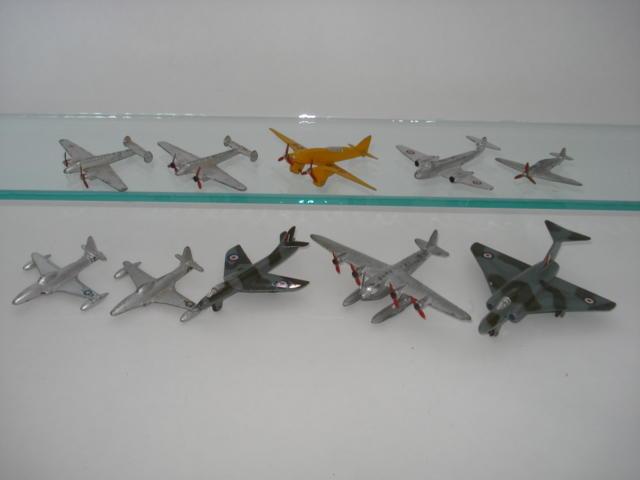 Dinky Aircraft 10
