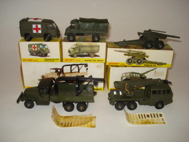 French Dinky Military 5