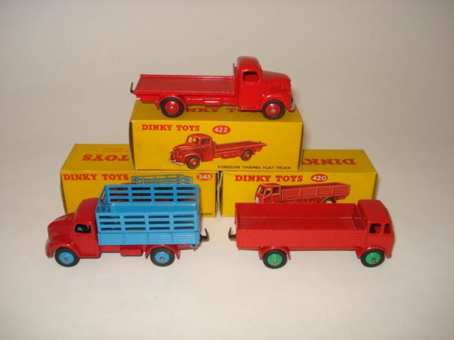 Dinky trucks 3