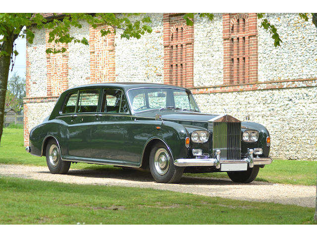 1978 Rolls-Royce Phantom VI Limousine  Chassis no. PRH4868 Engine no. 4868