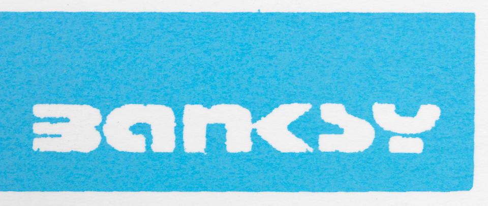 Banksy (b. 1975) Happy Choppers <BR />