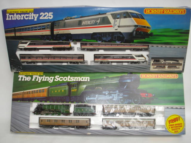 Hornby Railways Electric Train Sets 7