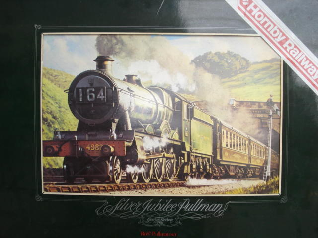 Hornby Railways Electric Train Sets 4