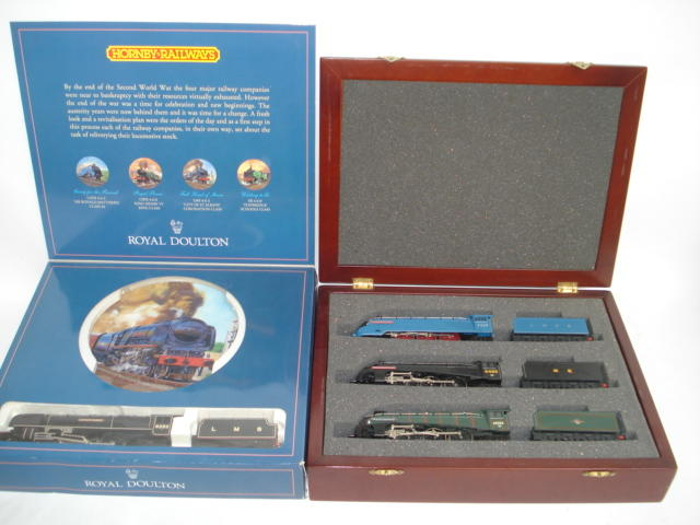 Hornby Railways Ltd Edition Presentation sets 5