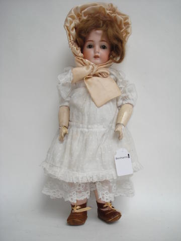 Alt, Beck & Gottschalk 1362 bisque head doll