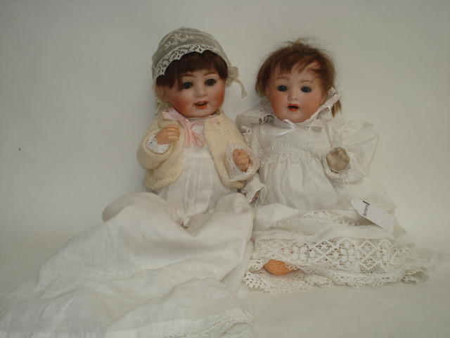 Catterfelder Puppenfabrik 208 bisque head baby 2