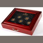A British sovereign collection, 1871 - 2006, (12)