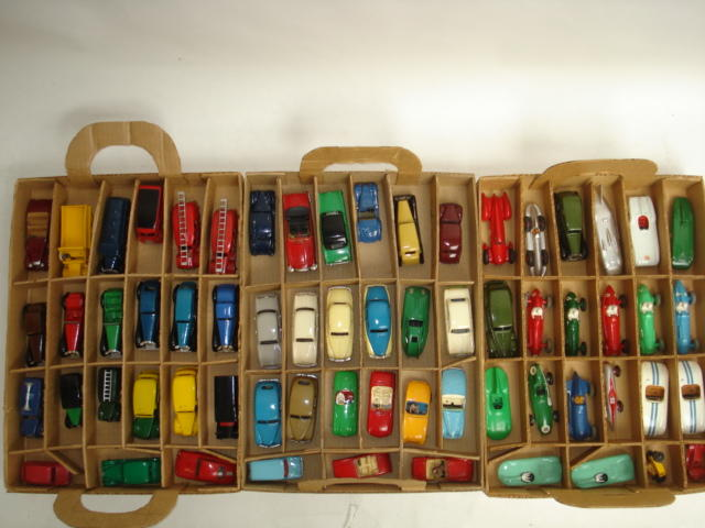 Collection of repainted Dinky toys approx 80