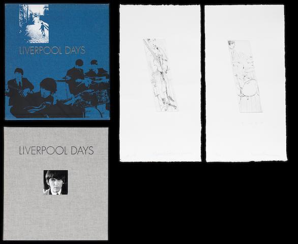Max Scheler & Astrid Kirchherr: 'Liverpool Days',