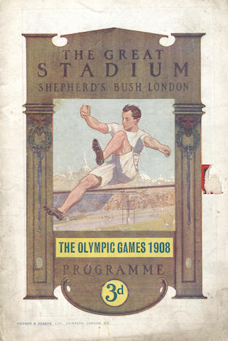 Programme A Winter Games Programme, Saturday October 24th, the fourth day