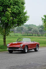 Ferrari Classiche certified and from long term ownership,1965 Ferrari 275GTS Spyder  Chassis no. 07293 Engine no. 07293