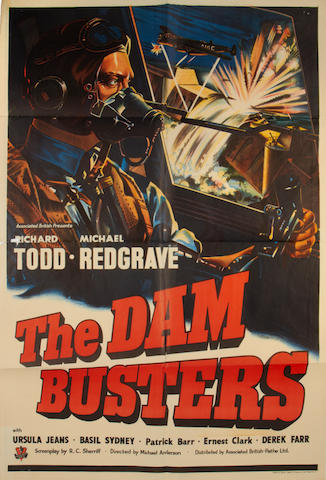 The Dam Busters, ABPC, 1954,