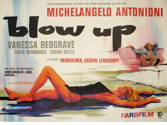 Blow Up Bridge Films, 1966,